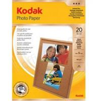 China Kodak A4 Glossy Photo Paper 20 Sheets 180gsm Ref 3937182 *3 to 5 Day Leadtime* on sale