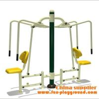 China High Quality Outdoor Fitness Equipment /Gym Equipment from Guangzhou Wenwen Toys wholesale