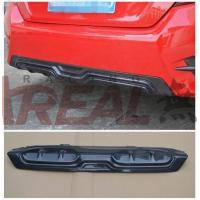 China Rear diffuser for Honda Civic 10th 2016 on sale