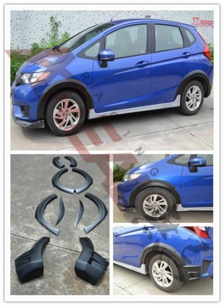 Quality Wheel fender trims for Honda Jazz FIT 2014 for sale