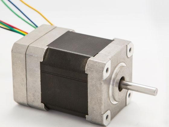 Permanent magnet dc motor 42bldc of plwmotor for Surplus permanent magnet dc motors
