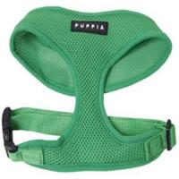 China Classic Soft Puppia Harness Green on sale