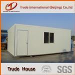 China Steel building flat pack container house wholesale