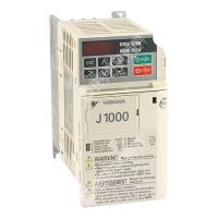 China Yaskawa J1000 0.4kW/0.75kW 230V 1ph to 3ph AC Inverter Drive, Unfiltered wholesale