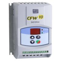 China WEG CFW-10 - 0.18kW 230V 1ph to 3ph Cold Plate AC Inverter Drive Speed Controller wholesale