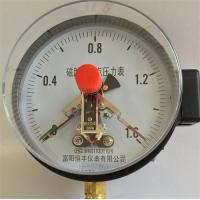 China Pressure Gauge Series YXC150(ZT) Magneto Electric Contact Pressure Gauge wholesale