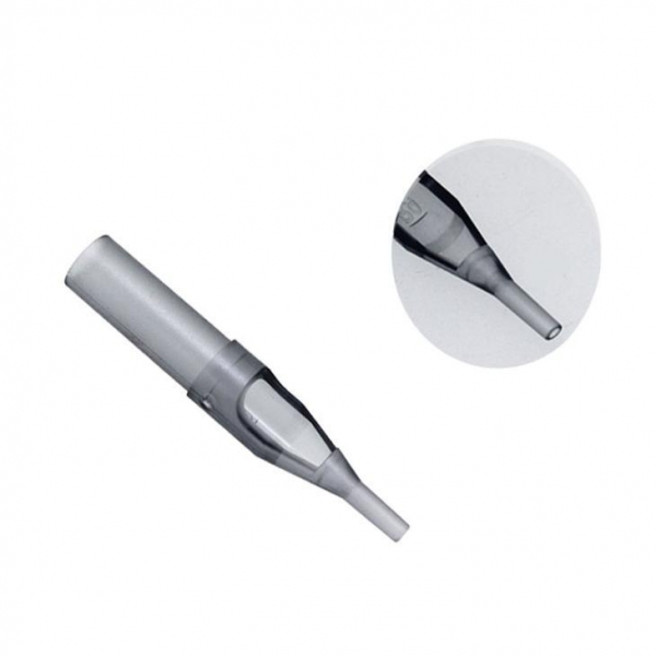 Quality Gray Transparent Short Tips for sale