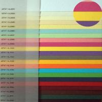 China 230GSM Color Paper Cardstock on sale
