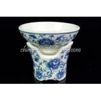 WST-004 Peony Porcelain Stainer