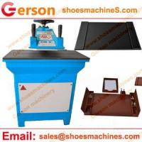 China cow leather die clicker press wholesale