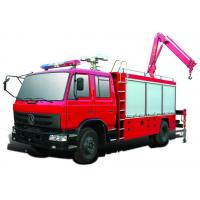 China QDZ5103TXFJY750D dongfeng rescue fire fighting truck wholesale