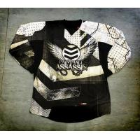 China Paintball Assassin Dynamic Jersey - Avalanche - S/M wholesale
