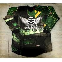 China Paintball Assassin Dynamic Jersey - Torch - 2xl/3xl wholesale