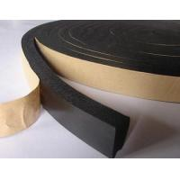 China Kingflex High Quality Adhesive Rubber Foam Insulation Tape wholesale