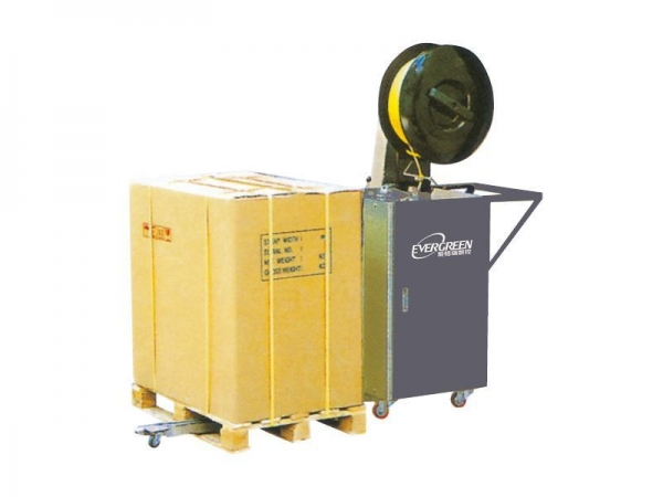 strapping machine for pallets