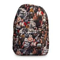 China STAR WARS Loungefly x Star Wars: The Force Awakens Multi Character Backpack wholesale