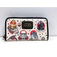 China STAR WARS STAR WARS TATTOO FLASH PRINT Wallet wholesale