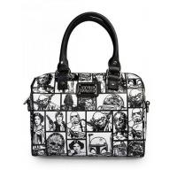 China STAR WARS STAR WARS COMIC PRINT LEATHER DUFFLE BY LOUNGEFLY wholesale