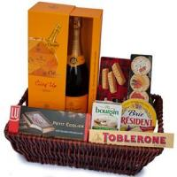 China Champagne Soiree Gift Basket NO.28 Beijing gift basket wholesale