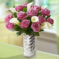 Buy cheap Enchanted Purple Rose & Calla Lily NO.56 from wholesalers