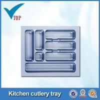 China High quality Kitchen Storage Trays plastic cutlery tray wholesale