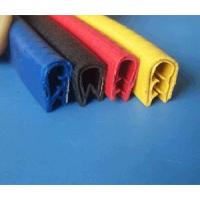 Buy cheap Multi shaped rubber extruded Edge protection profiles from wholesalers