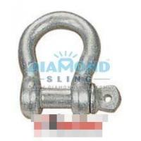China Commercial Galv. Bow Shackle European Type wholesale