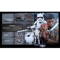China Hot Toys Star Wars the Force Awakens Finn with Stormtrooper 6th Scale AF wholesale