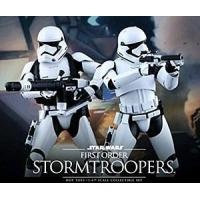 China Hot Toys Star Wars the Force Awakens First Order Stormtrooper 2-pack wholesale