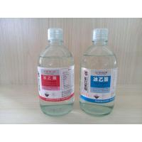China Chemical Reagents Glacial acetic acid wholesale