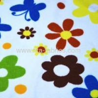 China Colorful 100% polyester Microfiber Bath Toweling on sale