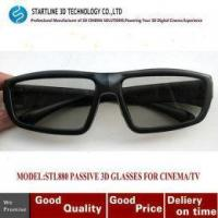 China Fashionalble Circular Polarized 3D Passive Glasses Which Used for 3D TV, Cinema wholesale