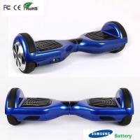 China Blue Self Balancing Scooter Hoverboard Swegway Style New Year Gift wholesale