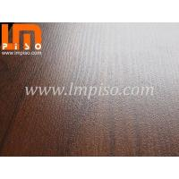 China High traffic waterproof jatoba wood small embossed laminate flooring wholesale