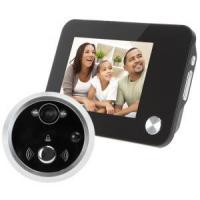China digital peephole door viewer Saful TS-YP3511 3.5 inch digital video door viewer on sale
