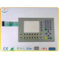 China Membrane Keyboard Switch with Metal Dome on sale