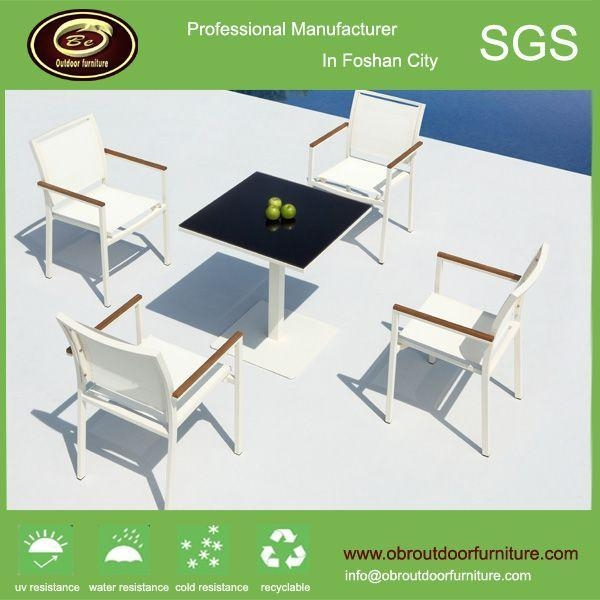 Dubai dining set garden or dining room table and chair of