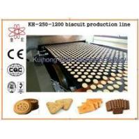 China KH-BGX-250-1200 small biscuit making machine/biscuit making machine price wholesale