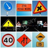 China Roadsky Reflective Road Traffic Safety Signs wholesale
