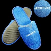 China blue hotel slippers Hansfi SKU:#62817135116 wholesale
