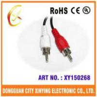 China audio cable harness for computer speaker wholesale