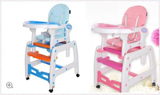 Baby High Chair 3 In 1 Plastic high chair baby highchair