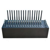 Buy cheap UF-GSM-16: 16 ports GSM modem pool from wholesalers