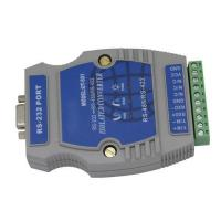 Buy cheap UT-501: Port-powered RS-232 to RS-485/422 Rail-mounted PhotoElectric isolation from wholesalers