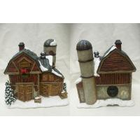 China christmas house crafts wholesale