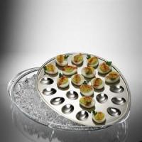 China YK-A112 eggs stay fresh and pretty on stainless steel ice tray YK-A112 wholesale