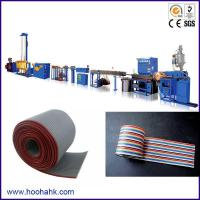 China Computer Flat Wire And Color Flat Wire Extrusion Line wholesale