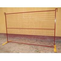 China Canada Portable Fence Ideal for Residences and Factories wholesale