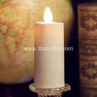 China outdoor realistic moving wick led votive candle for church wholesale