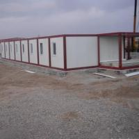 China Container Houses Practical And Beautiful Container Houses Custom- Made Container Cabin wholesale